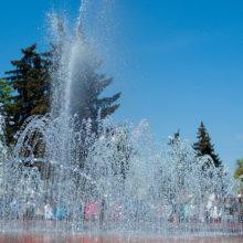 27 апреля в Гомеле начнется сезон фонтанов