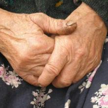 92-летняя гомельчанка стала жертвой разбойного нападения