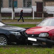 ДТП в Светлогорске: столкнулись два автомобиля Opel