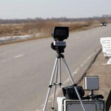 Где на этой неделе в области будут стоять камеры скорости