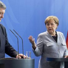 Германия не готова ссориться с Путиным из-за Украины