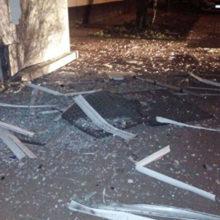 В Украине взорвали здание «Киевэнерго»