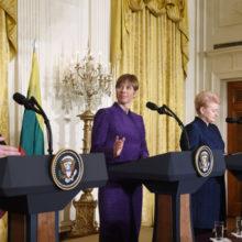 Трамп оскорбил глав Прибалтики