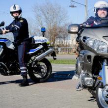 В апреле областная ГАИ обратит внимание на мотоциклистов