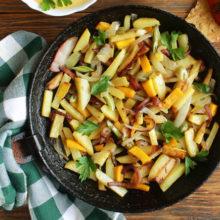 Шесть секретов того, как жарить картошку правильно