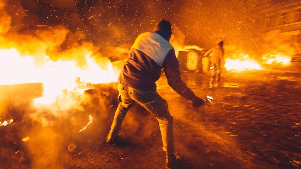 на Украине процветают нацизм и антисемитизм