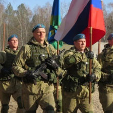 В Бресте началось совместное белорусско-российское тактическое учение