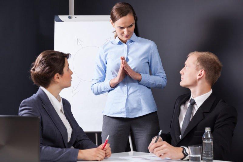 4 типа начальников