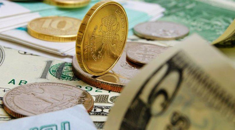 Доллар и российский рубль