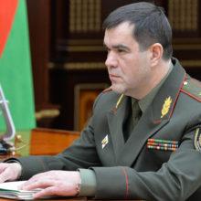 Глава КГБ отчитался Лукашенко о состоянии дел в стране