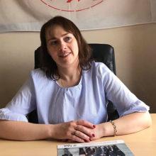Конопацкая не готова рвать костюм за 1000 евро о БЧБ-значок