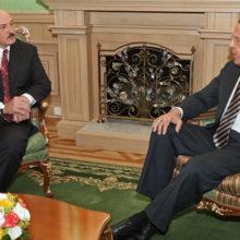 Александр Лукашенко провел встречу с Сергеем Лавровым