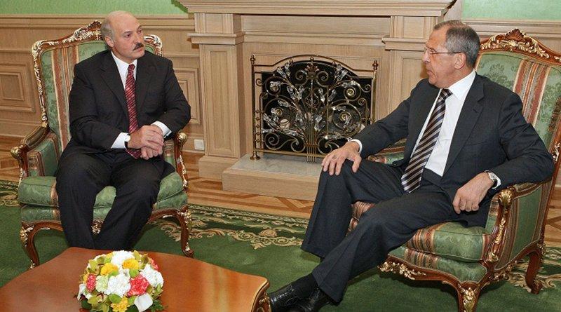 Лукашенко провел встречу с Сергеем Лавровым