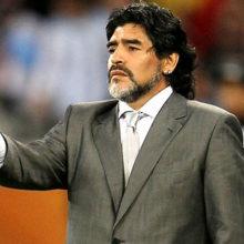 Марадона возглавит брестское «Динамо»?