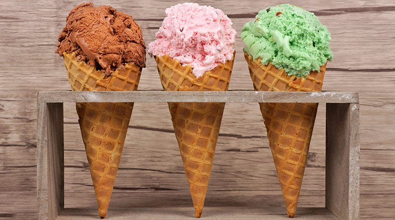 похитители мороженого