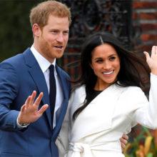 Онлайн-трансляция свадьбы принца Гарри и актрисы Меган Маркл