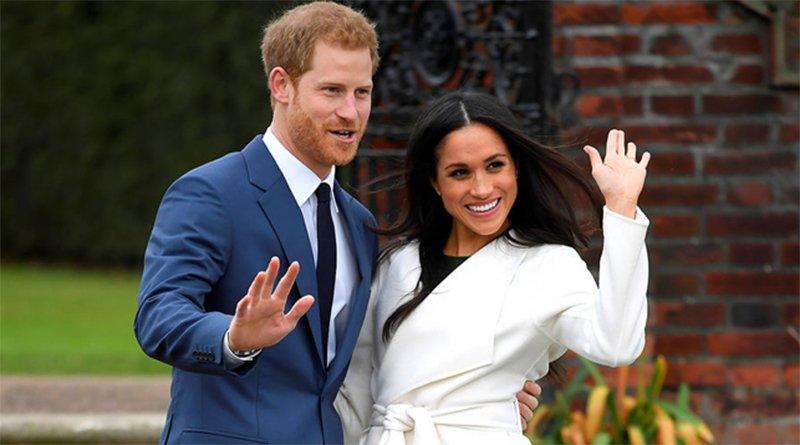 свадьба принца Гарри и актрисы Меган Маркл