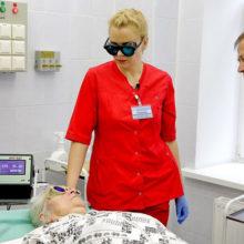 В Гомеле появилась новая технология лечения рака лазером