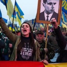 Украина: неонацистский реванш к 73-летию Победы