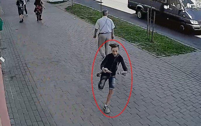 разыскиваются похитители