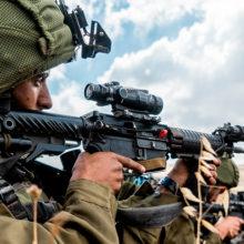 В Израиле хотят запретить фото и видеосъемку военнослужащих при исполнении