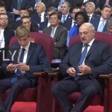 Александр и Николай Лукашенко считаются самыми популярными белорусами в Китае