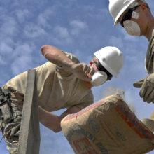 Цемент стал дефицитным материалом в Беларуси