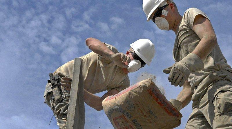 Цемент стал дефицитным материалом