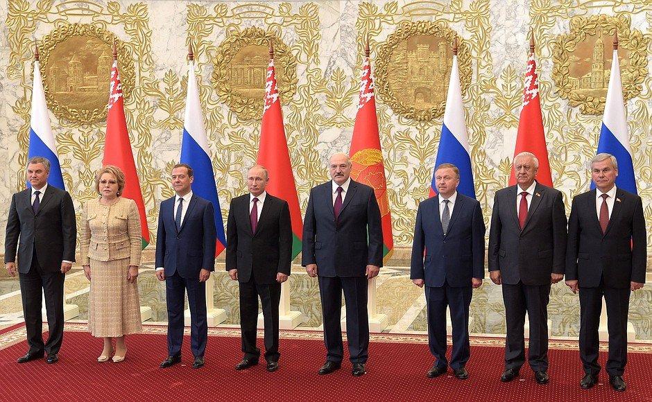 Итоги заседания Высшего государственного совета