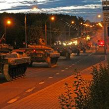 Из-за учений НАТО Беларусь усилила госграницу с Литвой
