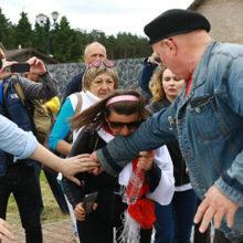 Клан Чернозубого Оскала оголил клыки на белорусов