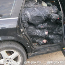 Контрабандистов мяса из Украины задержали со стрельбой