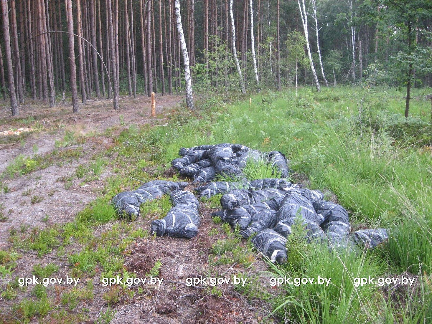 Контрабандистов мяса из Украины