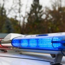 Лоевский милиционер остановил на ходу машину с пьяным водителем