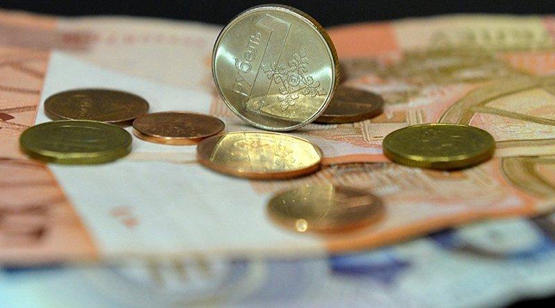 среднемесячная зарплата в Гомельской области
