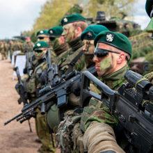 Население Прибалтики устало от развязного поведения военных НАТО