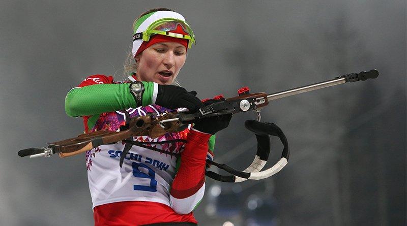 Домрачева уходит из большого спорта