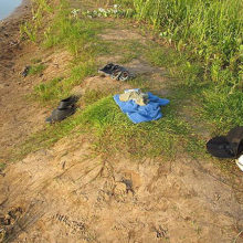 Трагедией завершилась рыбалка на реке Щара