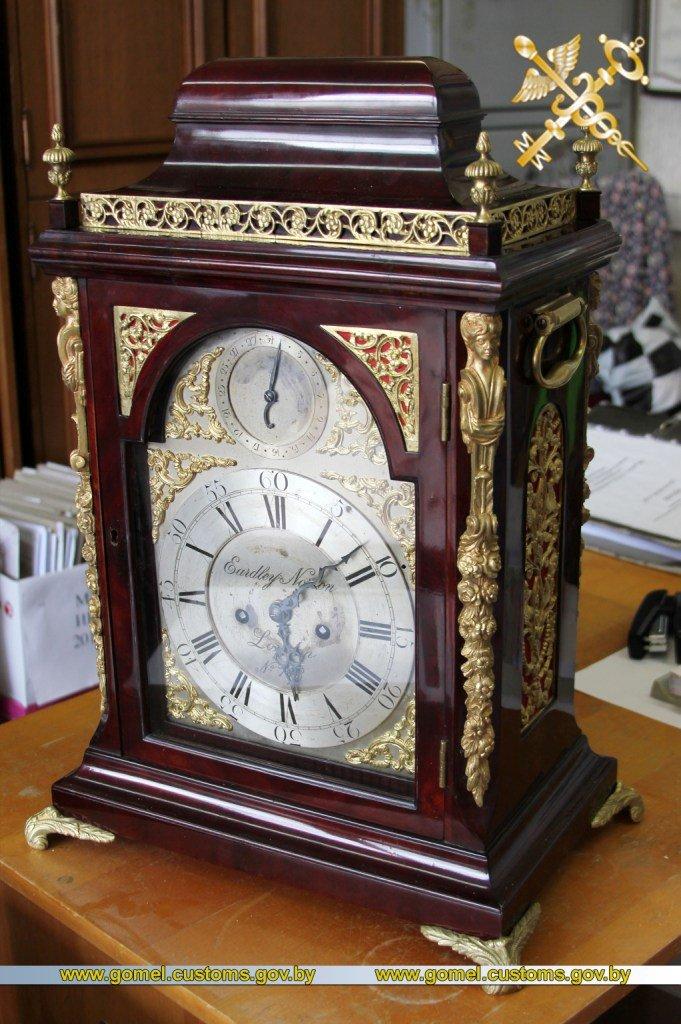 часы XVIII века