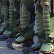 Сокращение на 10% — один из шагов реформирования белорусской милиции