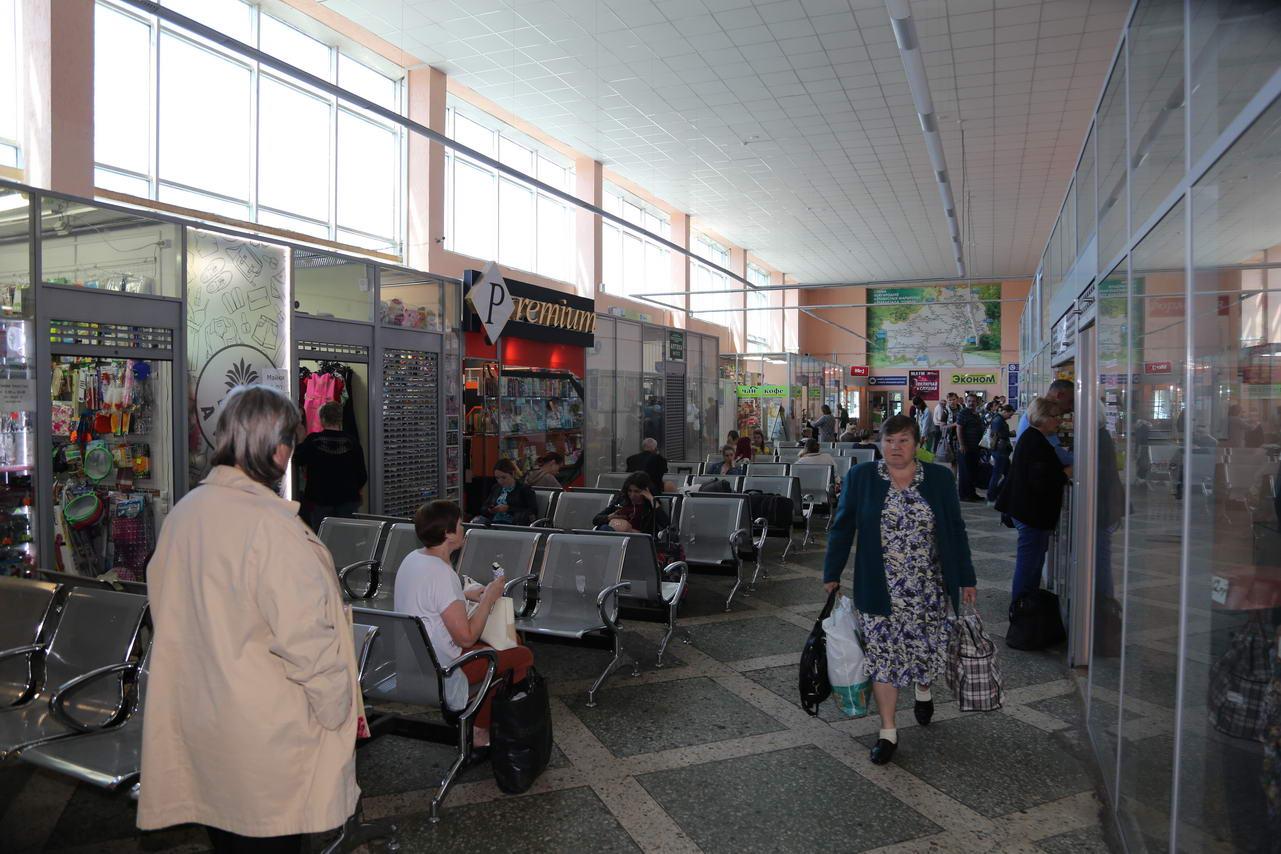 в Гомеле эвакуировали автовокзал
