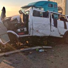 Автобус с белорусскими туристами попал в ДТП в Украине. Пять человек погибли