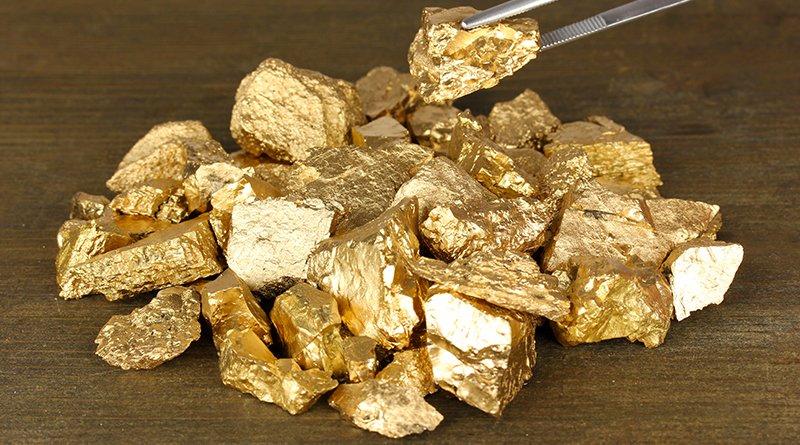 залежи золота в Беларуси