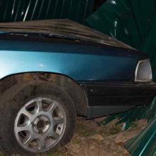 История «успеха» от светлогорца: днем купил машину, ночью — разбил