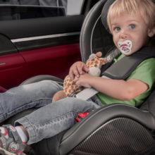 ГАИ проведет республиканскую акцию «Ребенок — главный пассажир»
