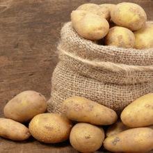 Ростовский «родственник Лукашенко» раздавил картошкой «Жигуль»