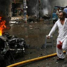 Теракт в Пакистане: около 130 погибших, более сотни раненых