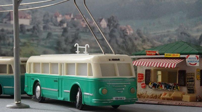 схема движения троллейбусного маршрута №16
