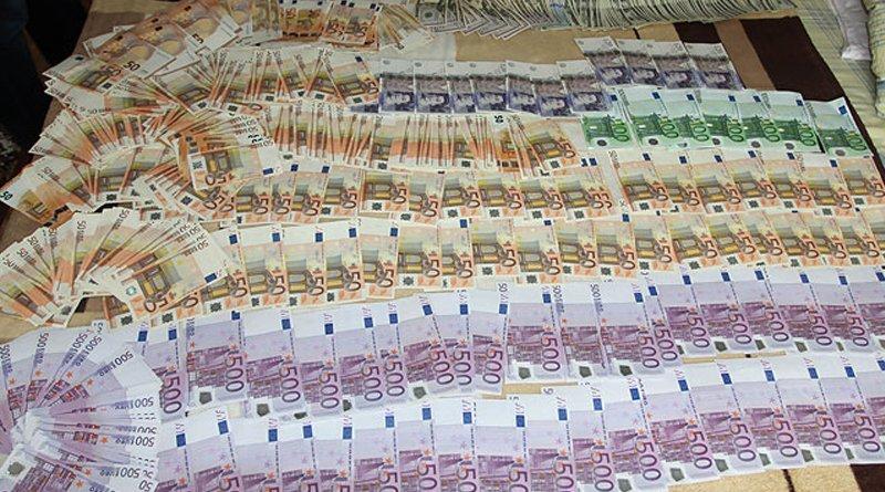 В гараже директора РНПЦ Александра Белецкого обнаружили 500$ тыс.