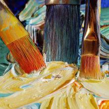 Выставка живописи И. Милейшо «Мир вокруг нас» откроется в Гомеле
